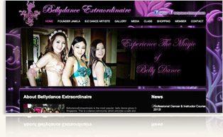 BELLYDANCE EXTRAORINAIRE