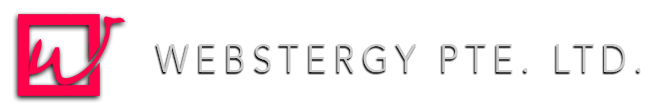 Webstergy Main Logo